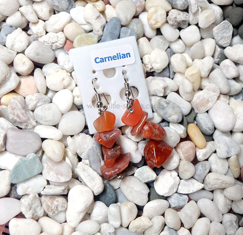 ++ ต่างหู Carnelian คาเนเลี่ยน ++