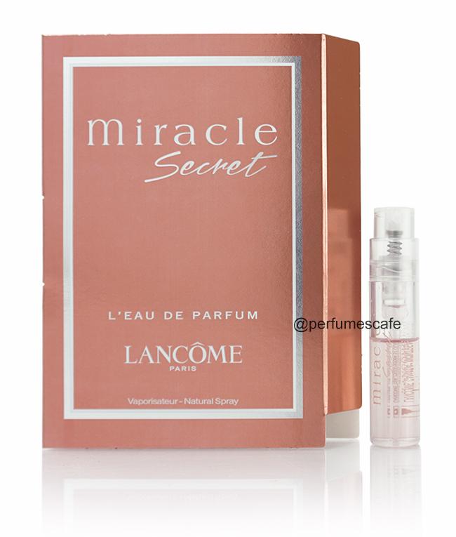 น้ำหอม Lancome Miracle Secret Eau de Parfum ขนาดทดลอง 1.2ml