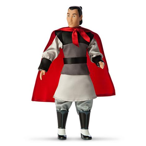 Classic Doll Li Shang (Mulan) - 12'' คลาสสิกดอล ขนาด12นิ้ว (พร้อมส่ง)