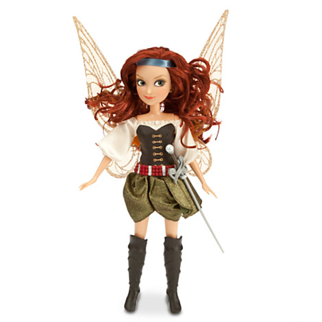 z Zarina Disney Fairies Doll - 10''