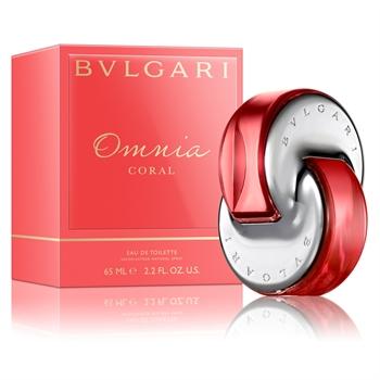 น้ำหอม Bvlgari Omnia Coral EDT ขนาด 65ml. กล่องซีล
