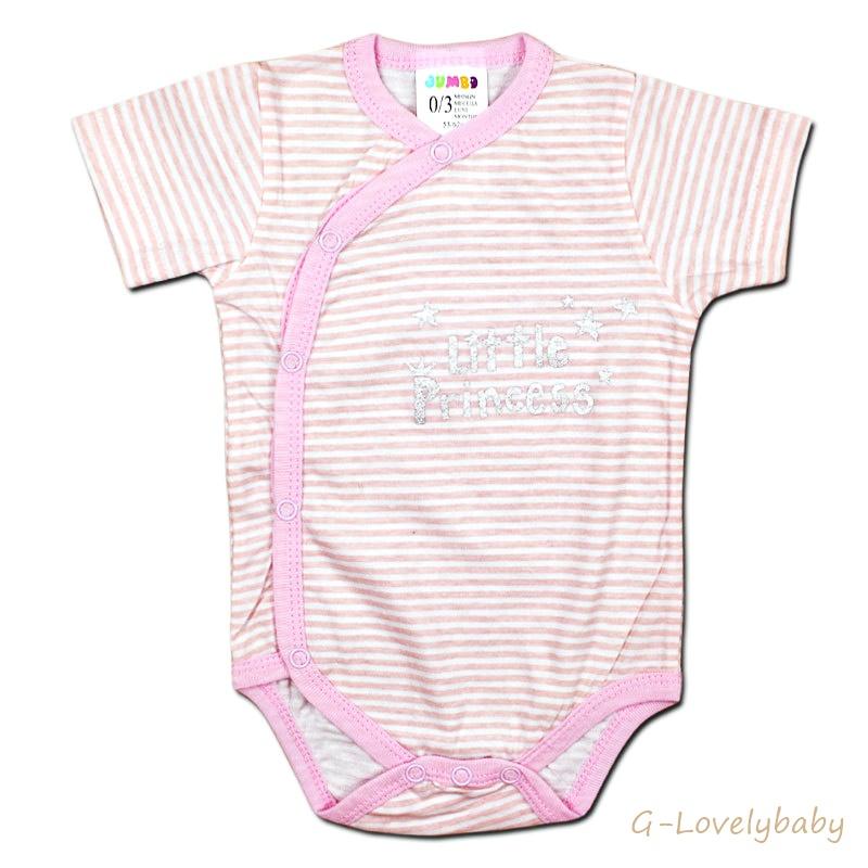 ชุดบอดี้สูทเด็กทารก ชุดบอดี้สูทเด็กอ่อน ขนาด 0-3(ด) พร้อมส่ง