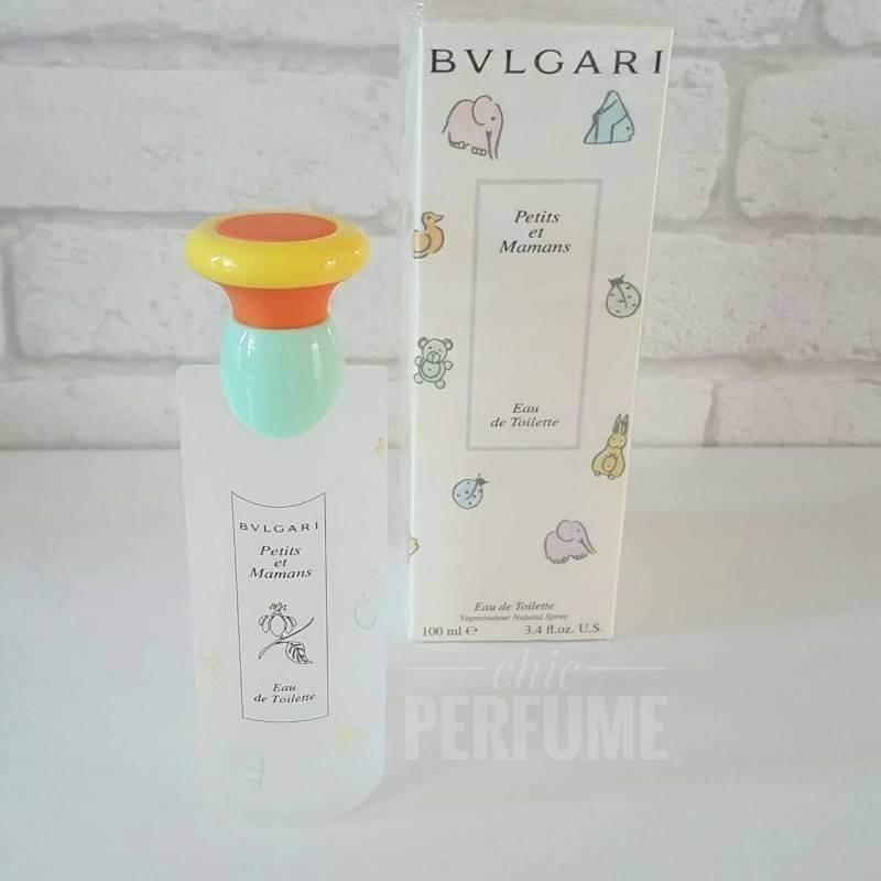 น้ำหอม Bvlgari Petits Et Mamans EDT 100ml (มีกล่อง)