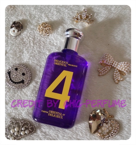 น้ำหอม Ralph Lauren Big Pony 4 EDT for Women 100ml