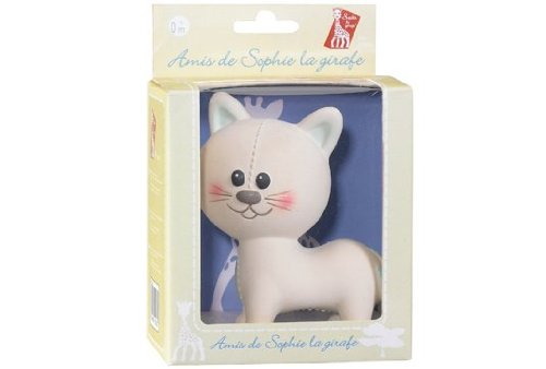 zVulli lazare the Cat ยางกัด รูปแมว (ของ พร้อมส่ง)