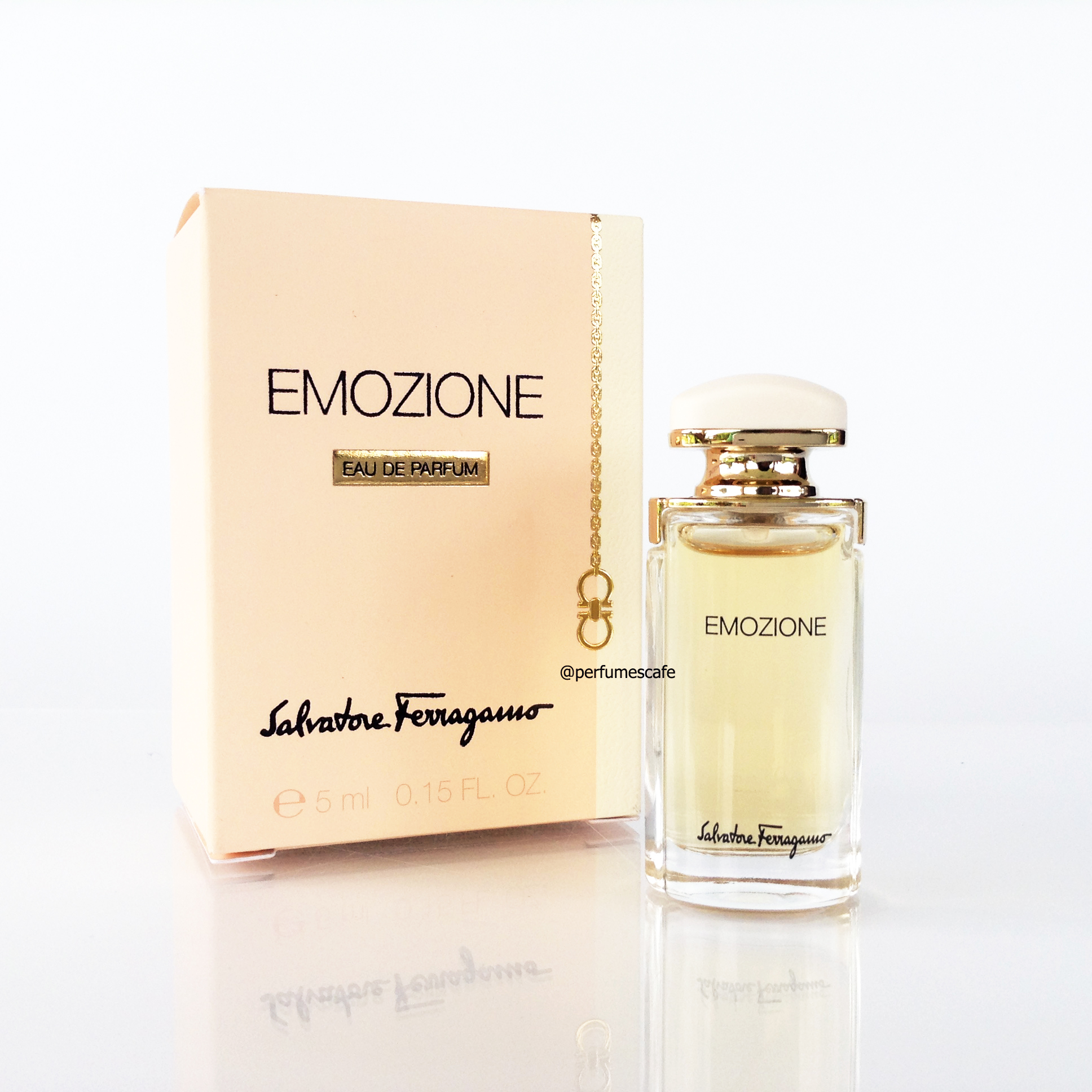 Salvatore Ferragamo Emozione Eau de Parfum for women ขนาด 5ml. แบบแต้ม