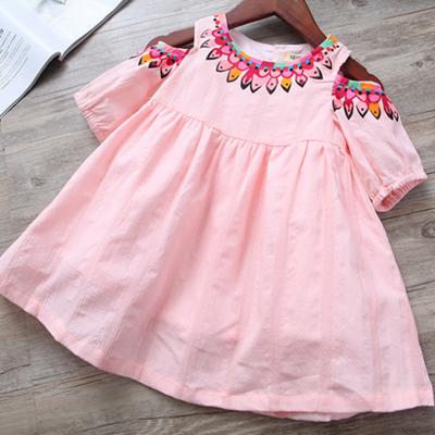 ชุดเด็กหญิง สีชมพู ชุดเด็กสไตล์ตุ๊กตา ไซต์ 15