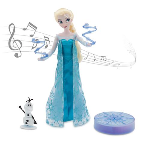 z Deluxe Singing Doll Set Elsa - 11'' ของแท้ นำเข้าจากอเมริกา