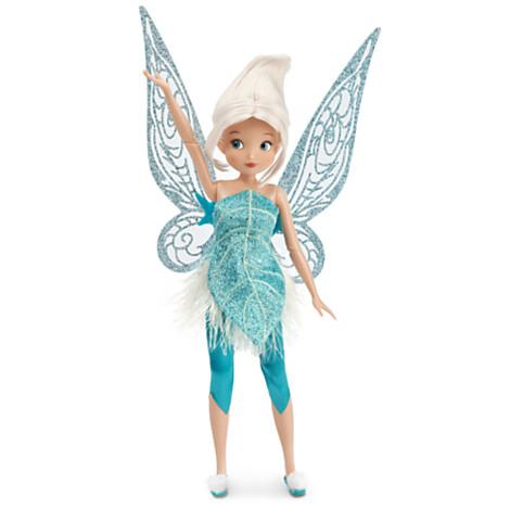 z Periwinkle Disney Fairies Doll - 10''
