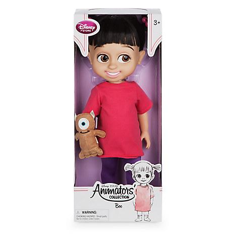 ฮ Disney Animators' Collection ฺBoo Doll - 16'' ตุ๊กตา น้องบู สูง16นิ้ว ของแท้ นำเข้าจากอเมริกา