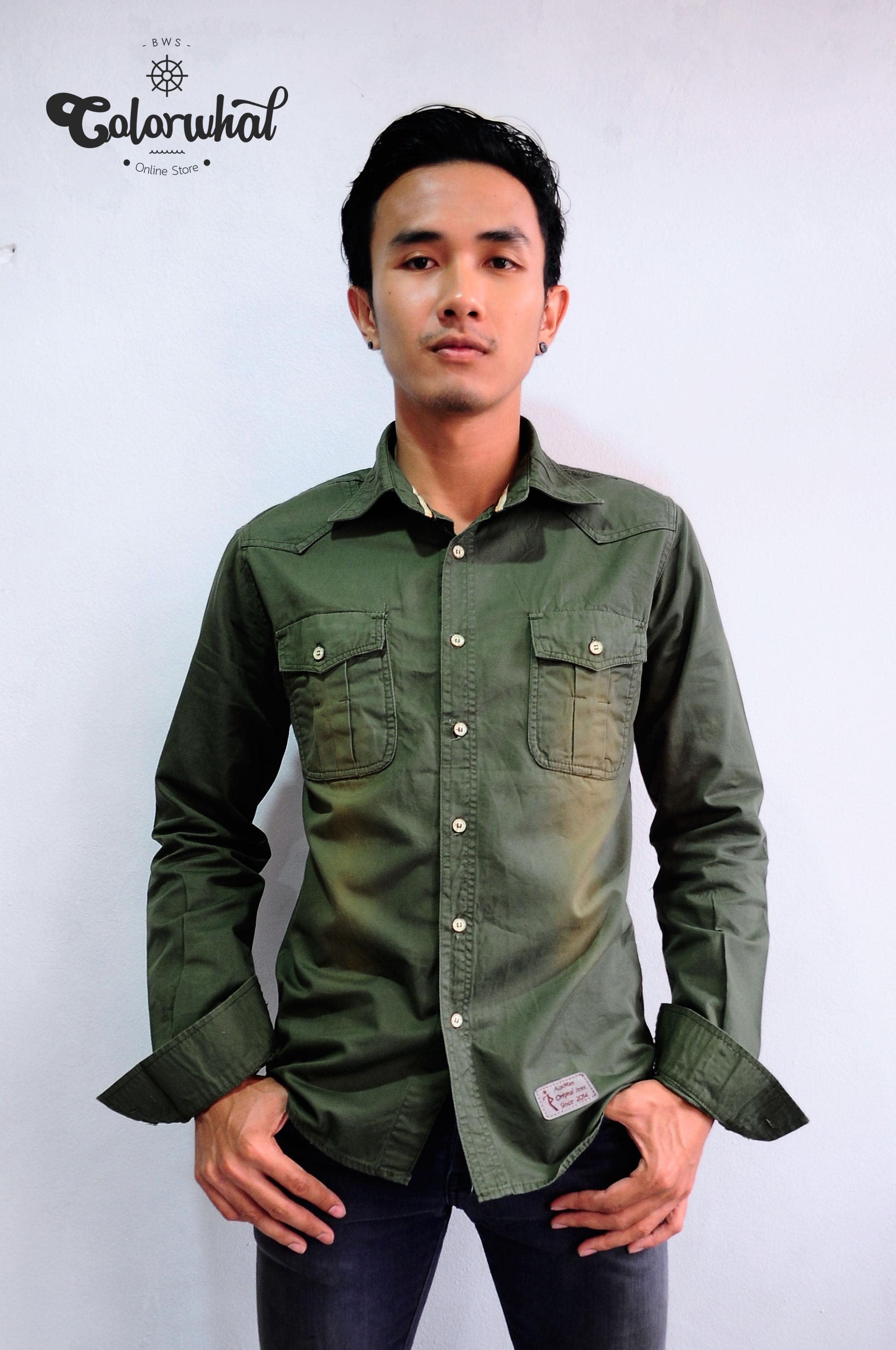 เสื้อเชิ้ต Aoxman 003