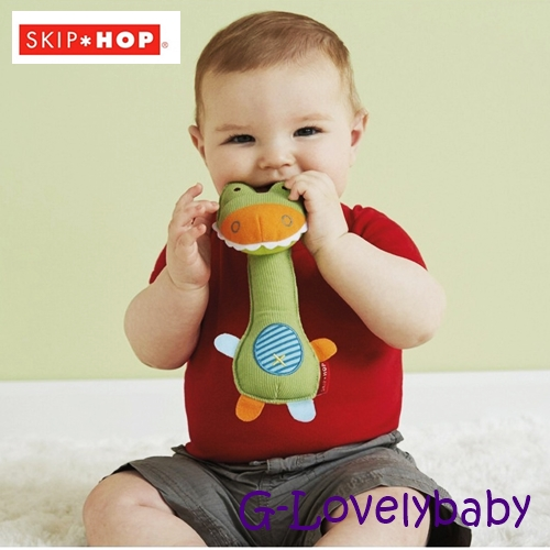 Skip Hop Rod Rattle Baby Toys ตุ๊กตาของเล่นเด็ก