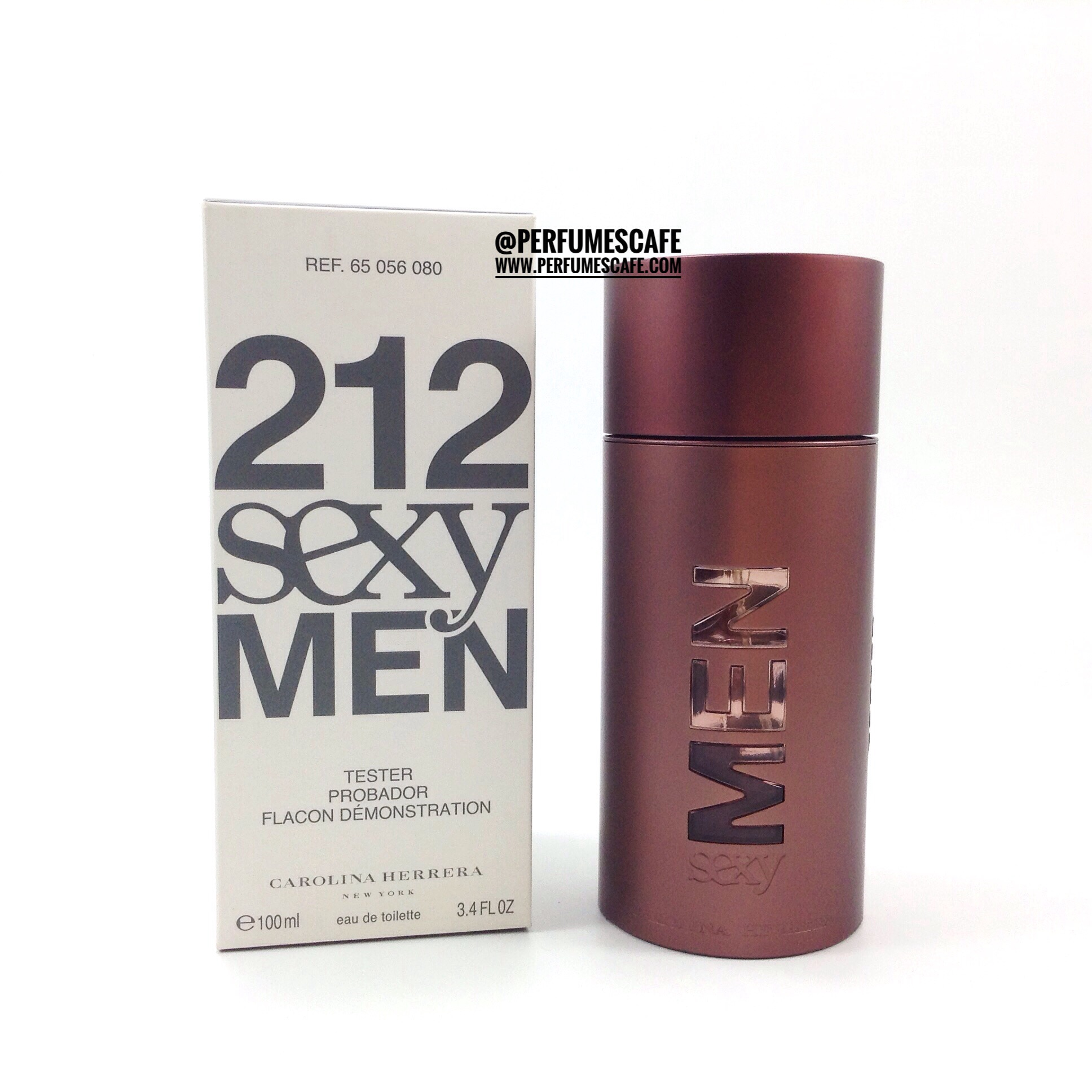 212 Sexy Men จาก Carolina Herrera Eau De Toilette ขนาด 100 ml กล่องเทสเตอร์