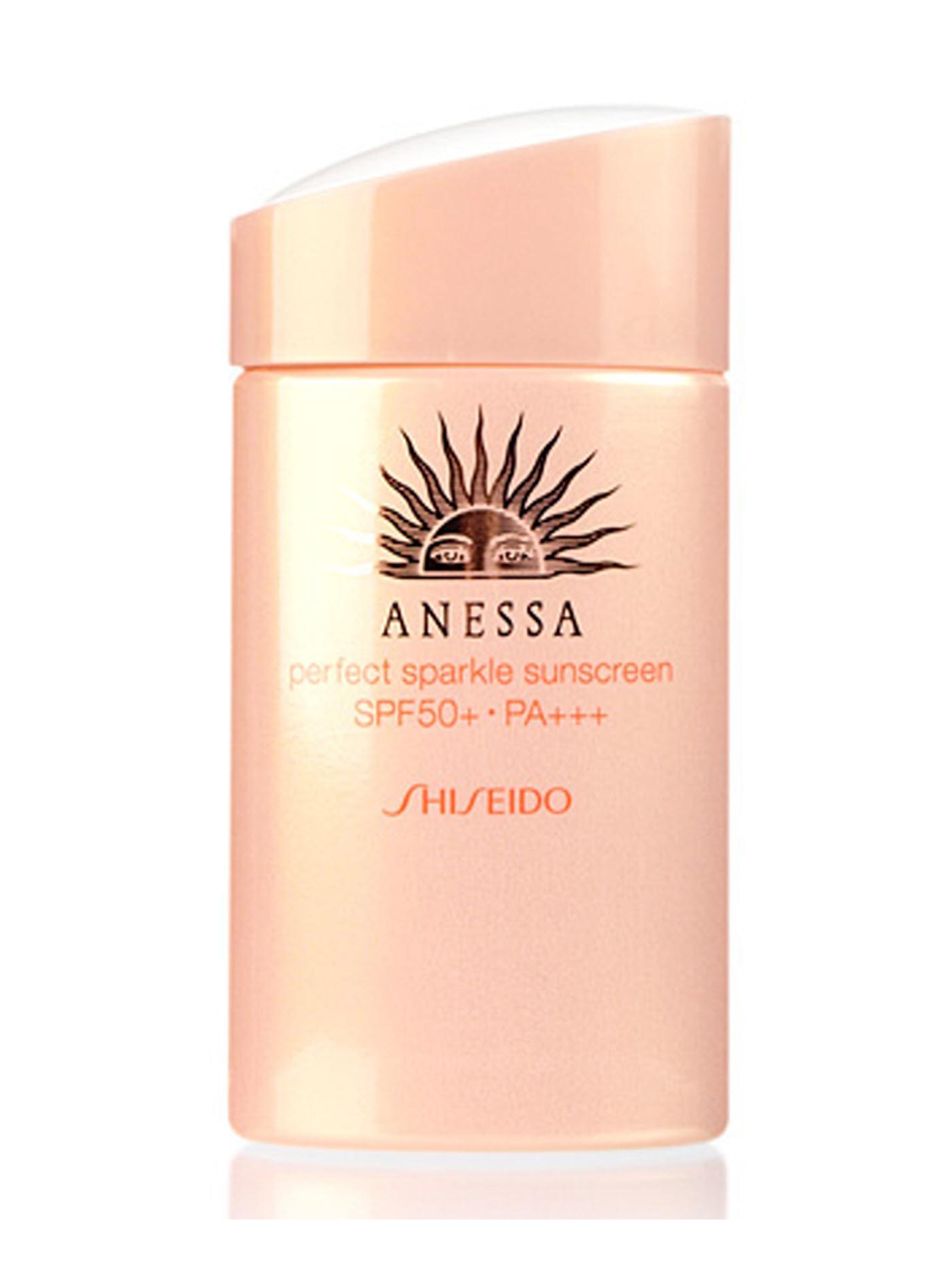 Shiseido Anessa Perfect Sparkle Sunscreen SPF50+ PA+++
