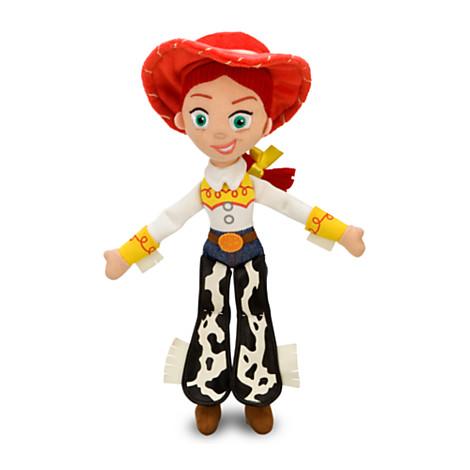 z Jessie Plush Doll - Toy Story - Medium - 16''