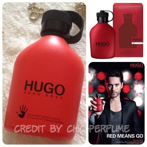 น้ำหอม Hugo Boss Red