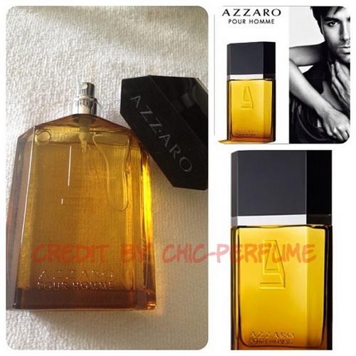 น้ำหอม Azzaro Pour Homme EDT 100 ml.