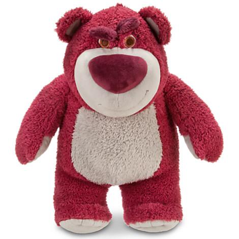 z Lots-O'-Huggin' Bear - Toy Story 3 - Medium - 12''