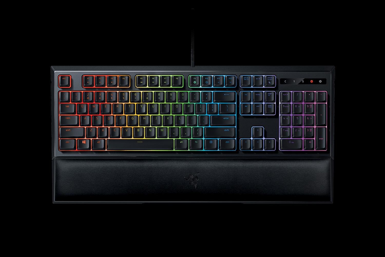 Razer Ornata Chroma Mecha-Membrane Gaming Keyboard (KeyThai)