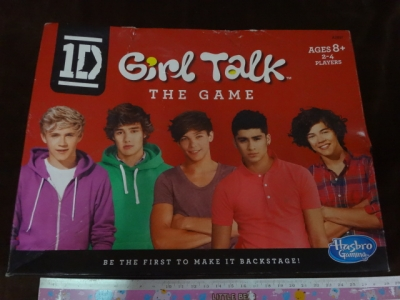 Girl talk the game