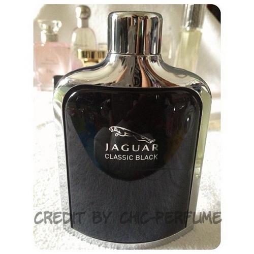 น้ำหอม Jaguar Classic Black