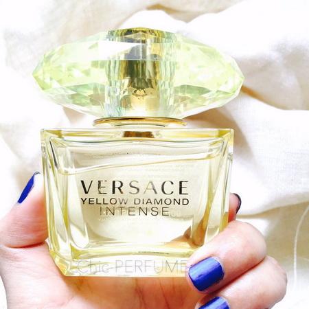 น้ำหอม Versace Yellow Diamond Intense EDP 90ml (มีกล่อง)