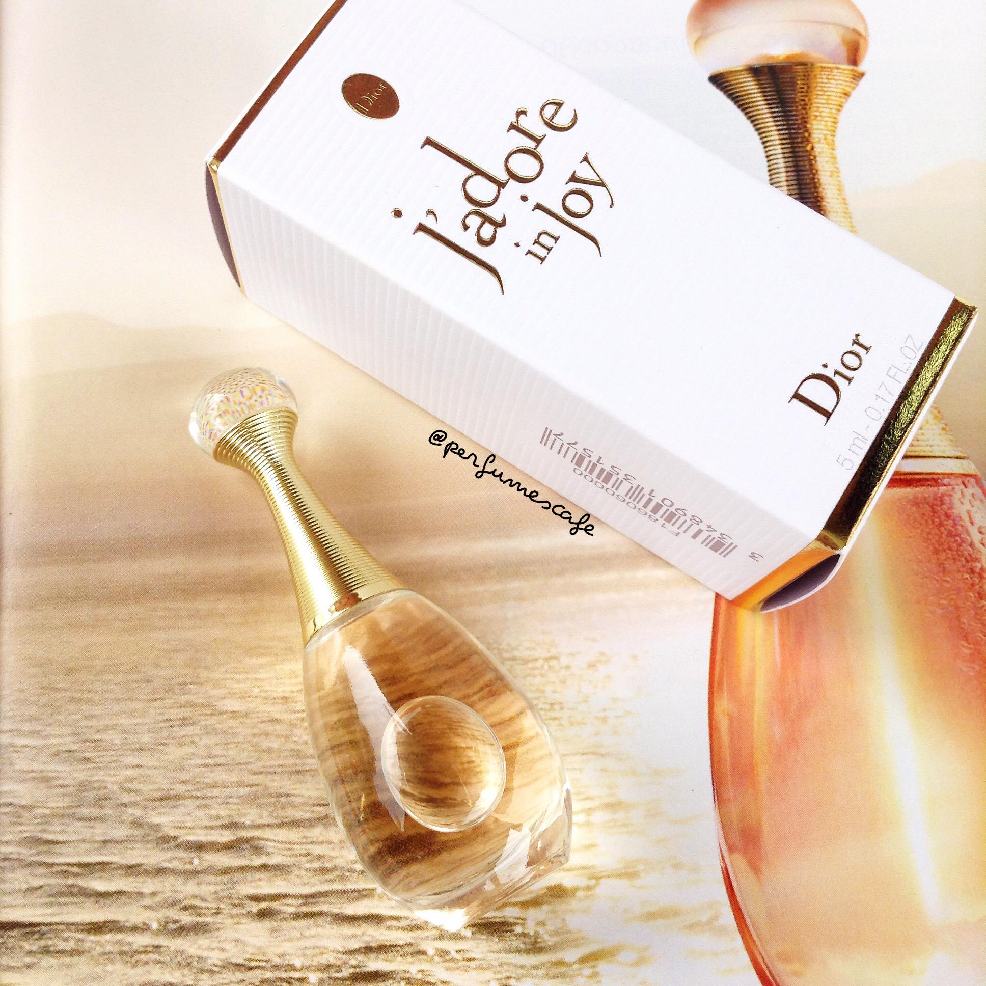 น้ำหอม Dior J'adore in Joy Eau de Toilette ขนาดทดลอง 5ml แบบแต้ม