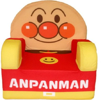 z D008 โซฟาอันปังแมน Anpanman from Japan พร้อมส่ง