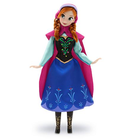 X Frozen - Anna Classic Doll - 12'' ตุ๊กตาเจ้าหญิงอันนา คลาสสิก ขนาด12นิ้ว (พร้อมส่ง) ปี2015