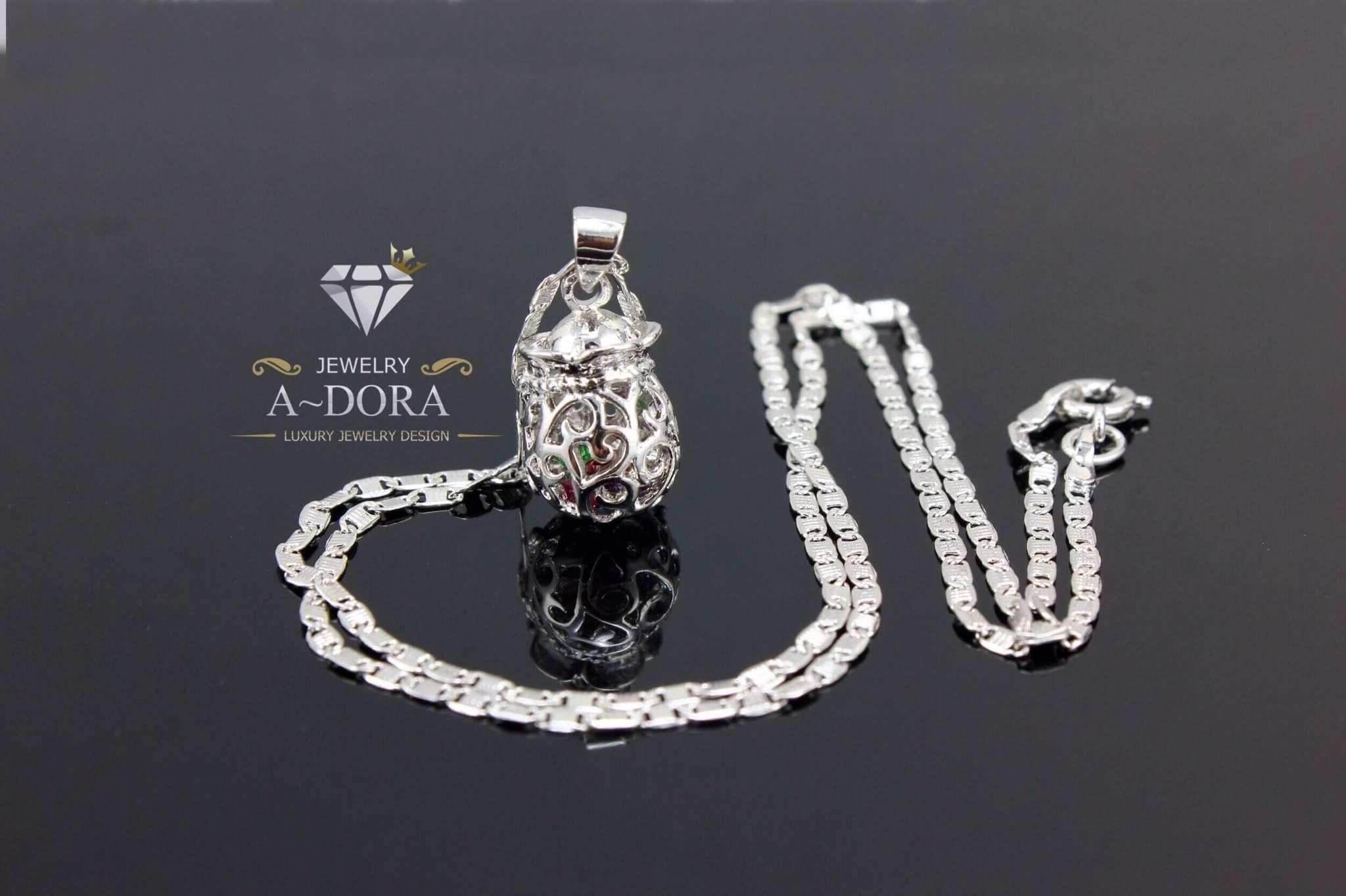 พร้อมส่ง ~ A~Dora Brand Silver Bag For Women