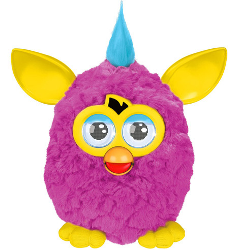 ZFB020 Furby Pink Flare