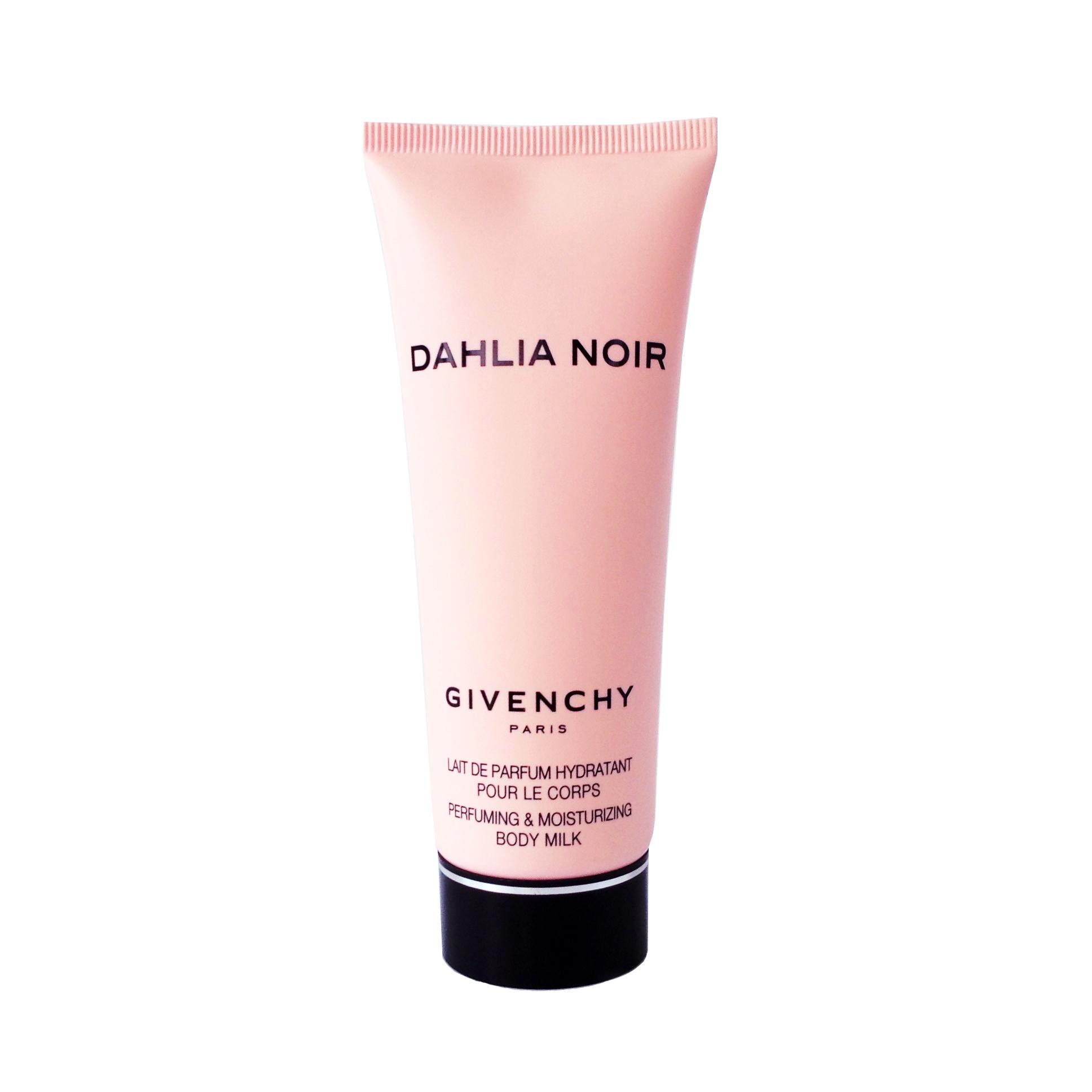 โลชั่นน้ำหอม Givenchy Dahlia Noir Perfuming & Moisturizing Body Milk ขนาด 75ml