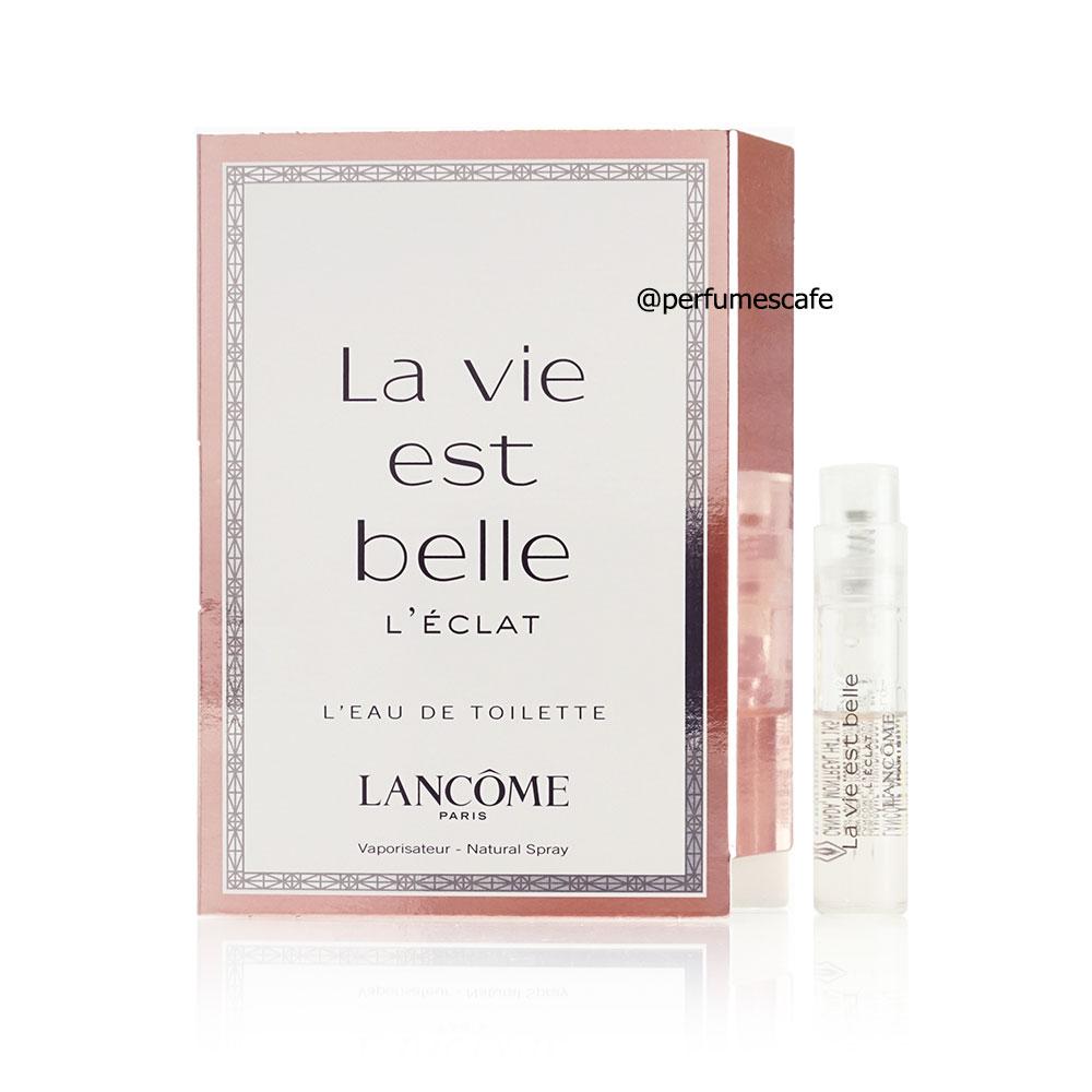 น้ำหอม Lancôme La Vie Est Belle L'Eclat Eau de Toilette ขนาด 1.2ml