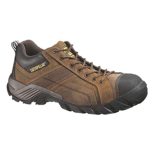 รองเท้า หัวเหล็ก Men's Caterpillar Argon Low Composite Dark Brown Steel Toe Size 40-45