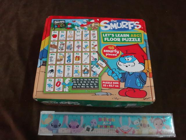 จิ๊กซอว์ 48 ชิ้น The smurfs