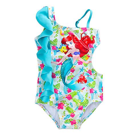 Ariel Swimsuit for Girls from Disney USA ของแท้100% นำเข้า จากอเมริกา