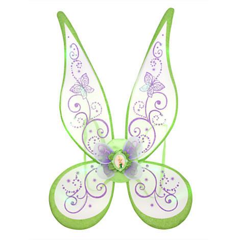 z Tinker Bell Light-Up Wings for Girls