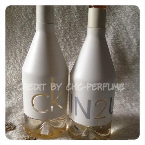 น้ำหอม CK In2U for Her EDT 100 ml. (มีกล่อง)