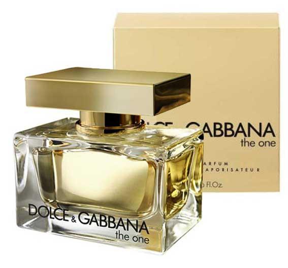น้ำหอม Dolce & Gabbana The One 75 ml.กล่องซีล
