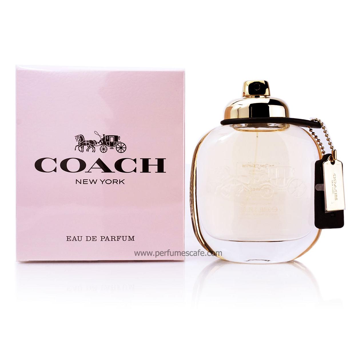 น้ำหอม Coach The Fragrance Eau De Parfum for women ขนาด 90 ml. กล่องซีล