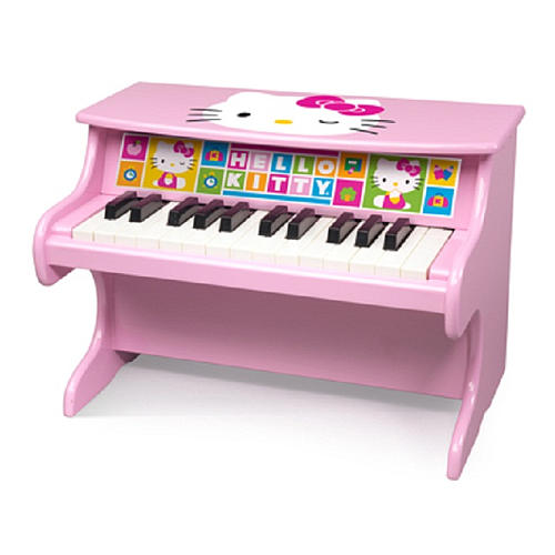 z Hello Kitty Piano