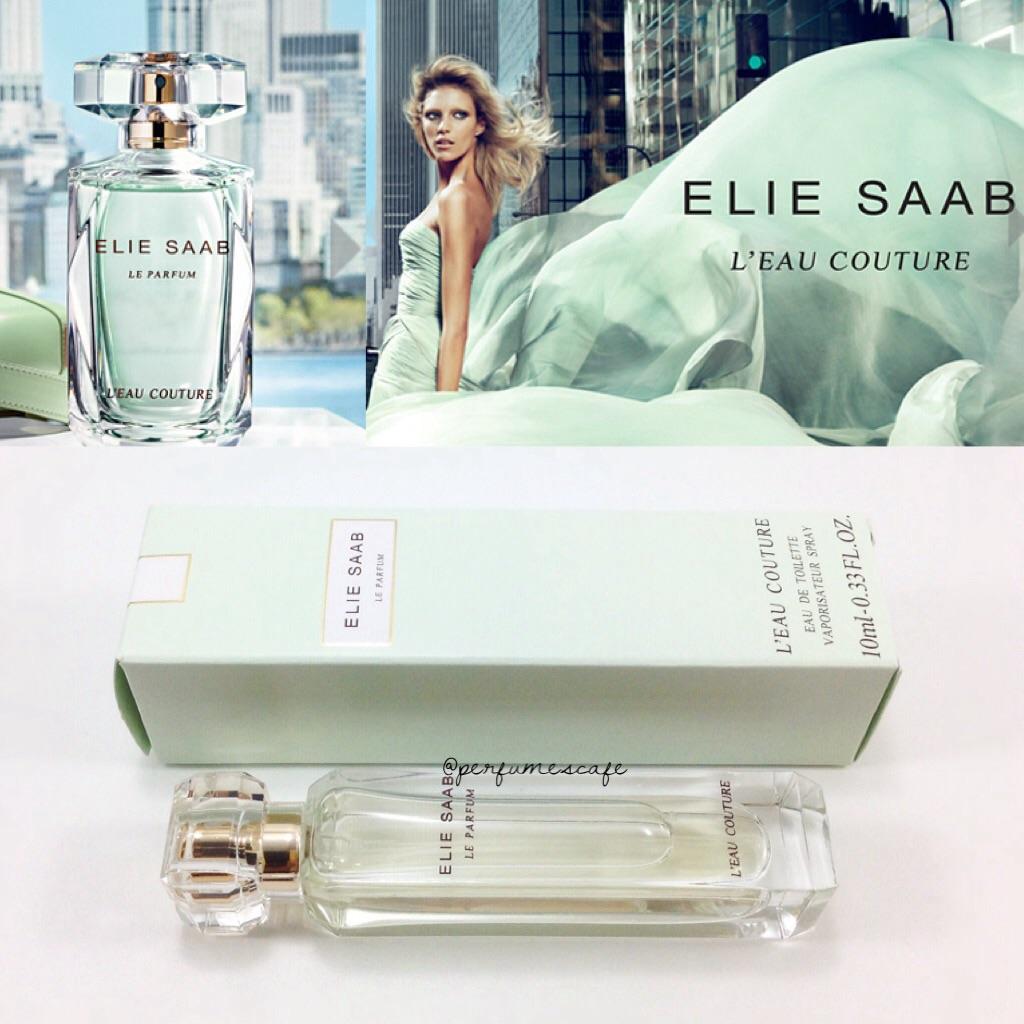 Elie Saab L'Eau Couture EDT for women ขนาด 10ml แบบสเปรย์