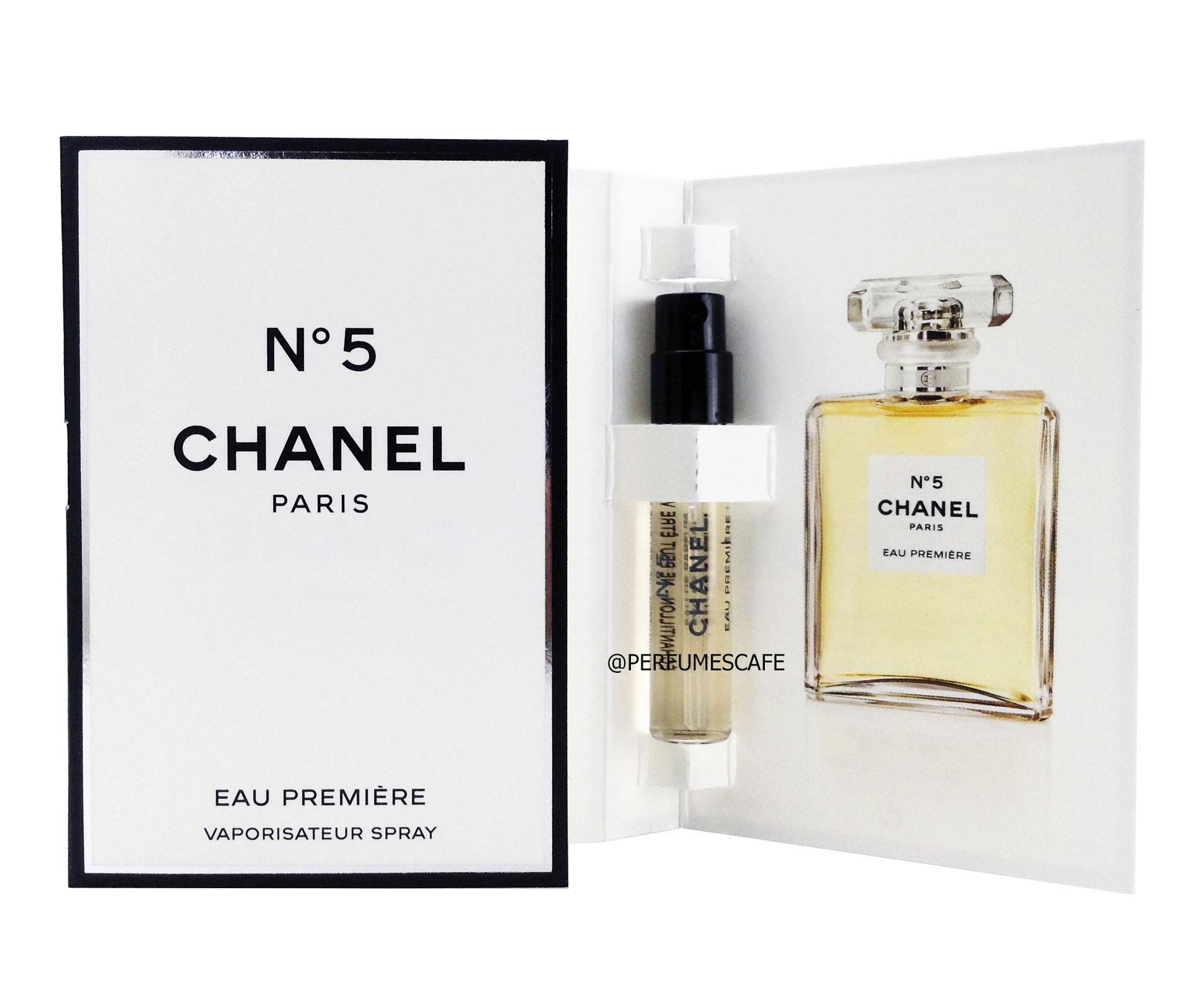 น้ำหอม Chanel Nº 5 Eau Première EDP ขนาดทดลอง 2ml แบบสเปรย์