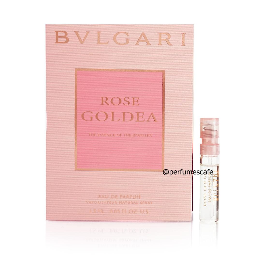 น้ำหอม Bvlgari Rose Goldea Eau de Parfum for women ขนาด 1.5ml