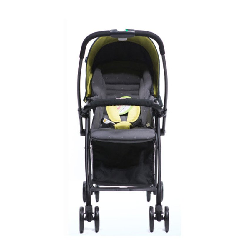 รถเข็นเด็ก Goodbaby รุ่น Humming Bird เล็กและเบามาก เบาที่สุด หนังเพียง 3.5 kg ใช้ได้ตั้งแต่แรกเกิด สามารถเปิดและพับได้ด้วยมือเดียว เบาะนุ่มนั่งสบาย