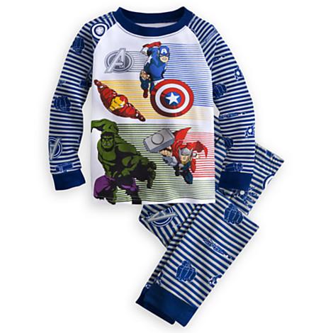 z The Avengers PJ Pal for Boys