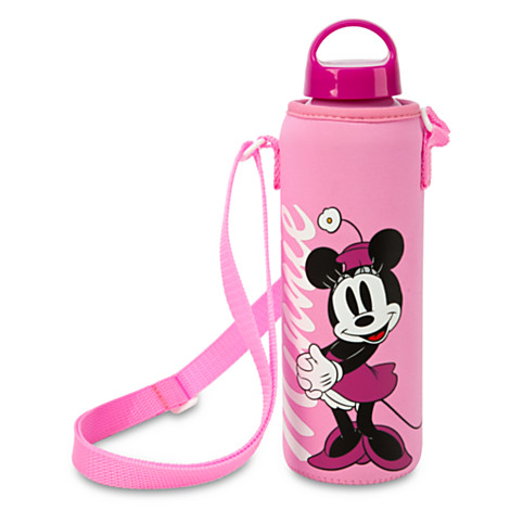 zMinnie Mouse water bottle with neoprenc cover