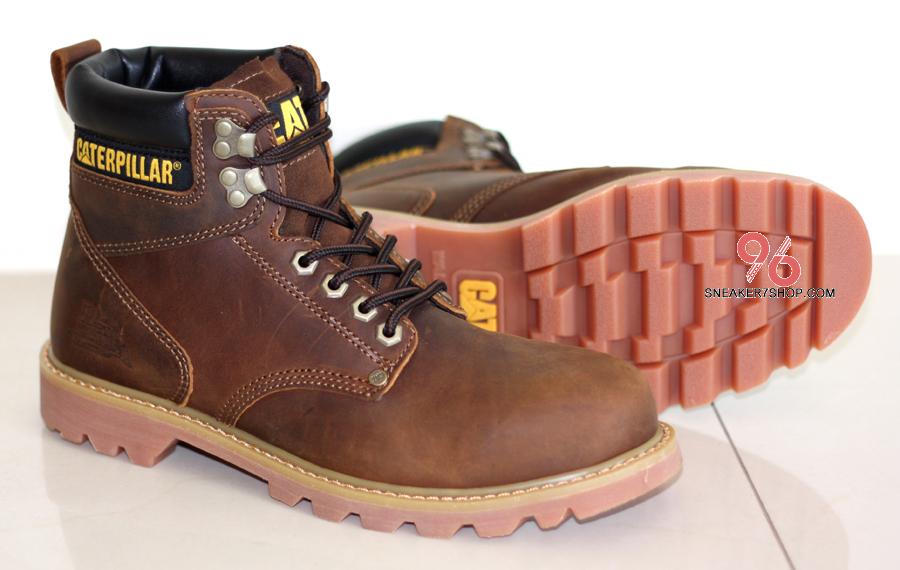 รองเท้า Caterpillar SECOND SHIFT WORK BOOT พื้นกันลื่น Size 40 - 44