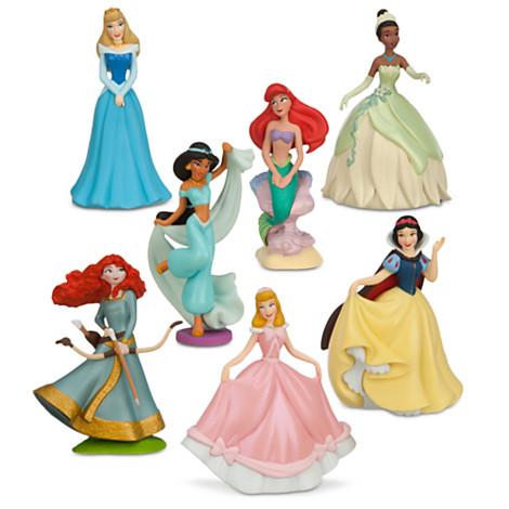 zDisney Princess Figure Play Set A