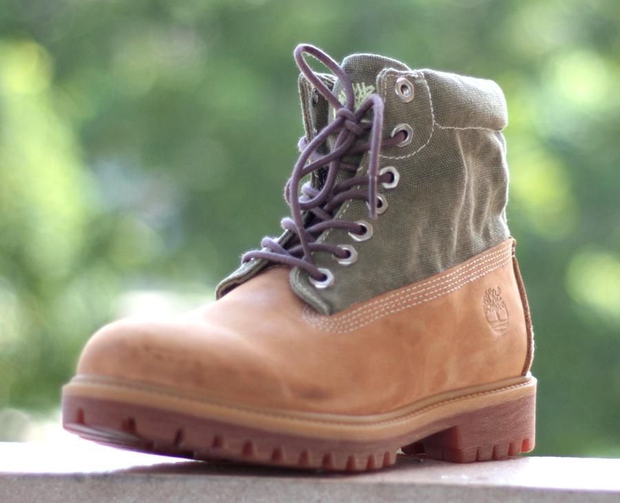 รองเท้าหนัง Men's Timberland Men's Earthkeepers Roll Top Size 40 - 44 พร้อมกล่อง